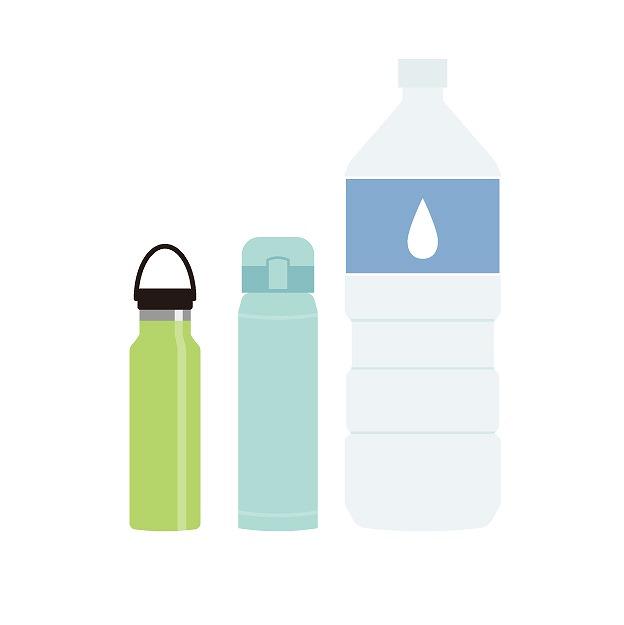 ①水分・電解質を十分に補給する