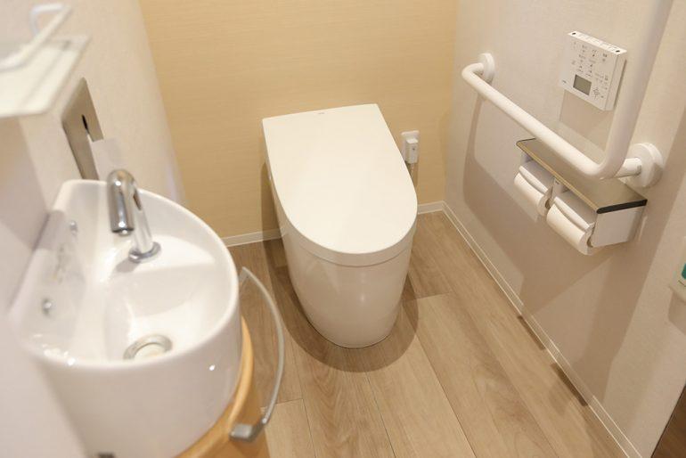 内視鏡専用トイレ