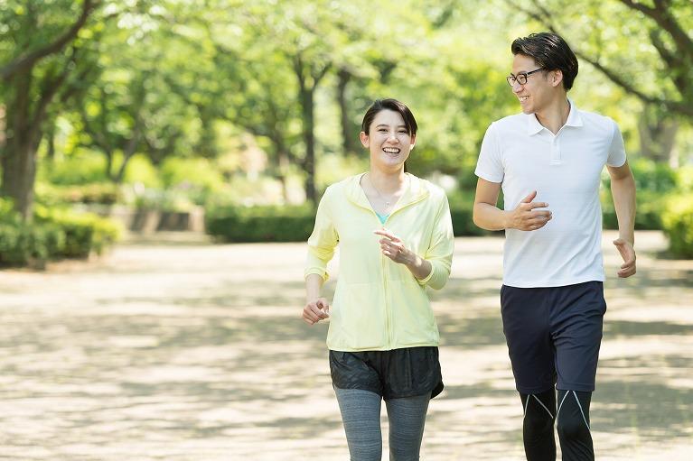 適度な運動を心がける