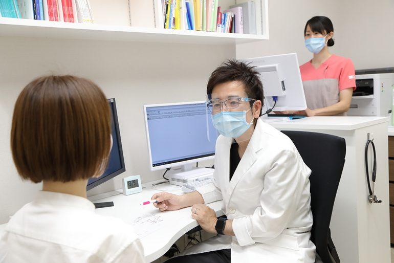 当院の消化器専門外来について