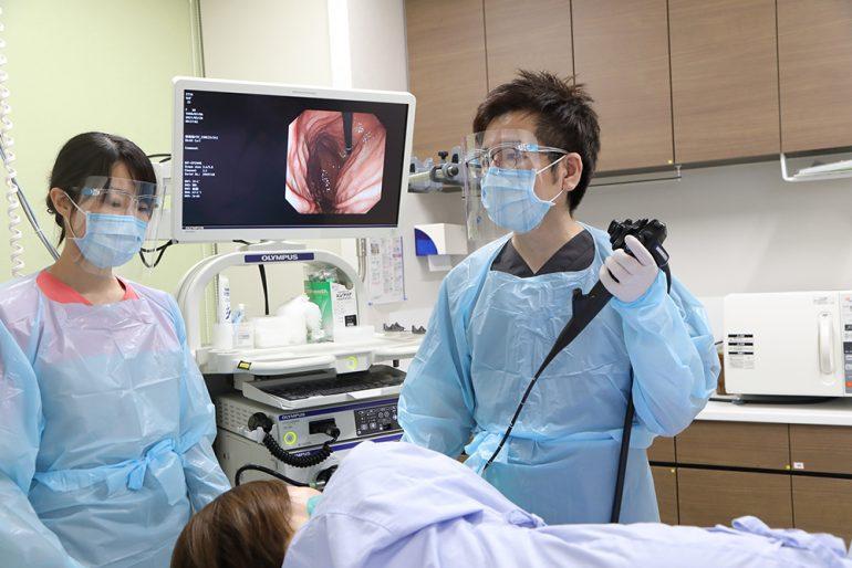 当院の消化器内科の特徴