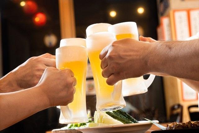 慢性膵炎になる原因の半数はアルコール