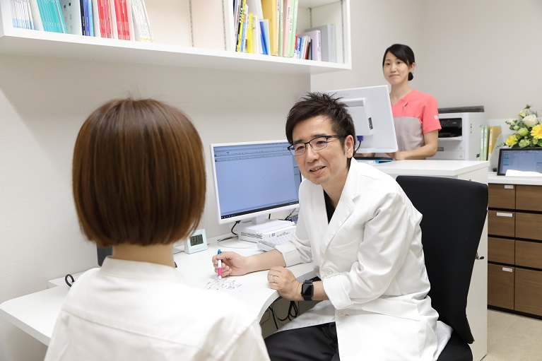 内視鏡専門医が全例対応